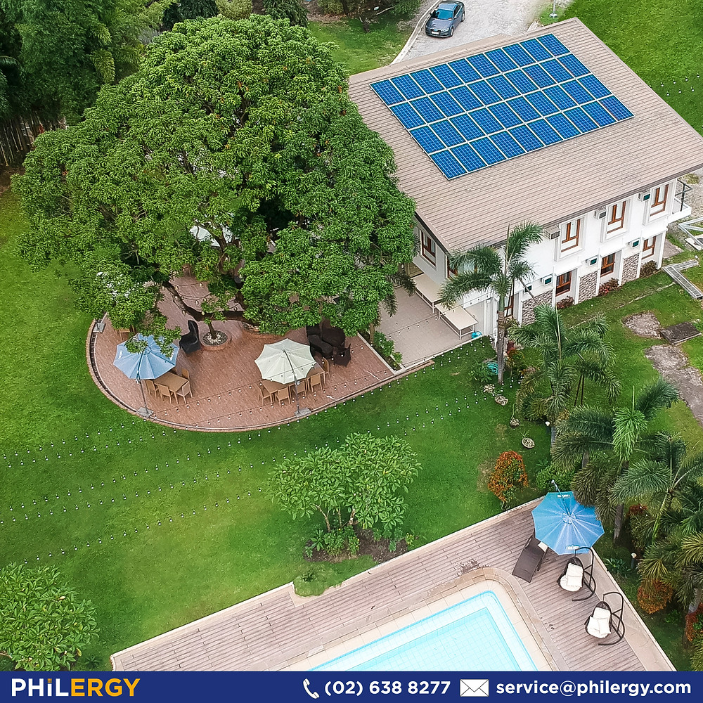 PHILERGY German Solar for homes and businesses  - EDL Agritourism Farm Tarlac - High quality installer for solar power systems and top rated panel packages for residential, commercial and industrial roofs in the Philippines