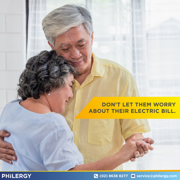 No more worries about your electric bill - Let solar panels work and produce clean and free energy!