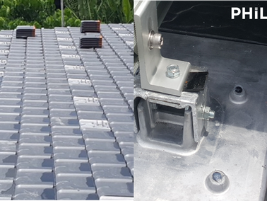 Roof Tiles and Solar - PHILERGY German Solar provides high-quality solar roof mounting solutions