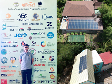 PHILERGY German Solar for Gawad Kalinga's Enchanted Farm