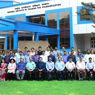 2 day seminar on newly published BIS standards at National Institute of Technology Pune