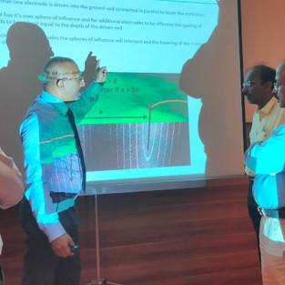 Seminar on electrical safety for Karnataka state electrical inspectorate, Bangalore