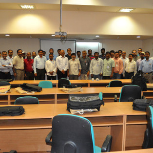 One day training programme on Electrical Fire Safety, Earthing at ISRO Sriharikota