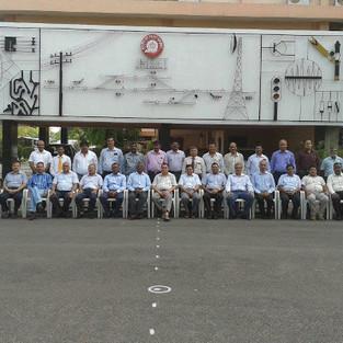 EMIEMC program on Railway System for Signal & Telecom Engineers at IRISET Hyderabad