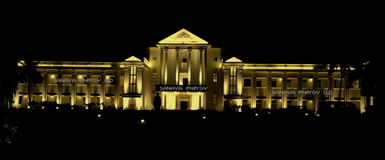Sanaya energy illumination bajaj philips crompton havells wipro goa dealer