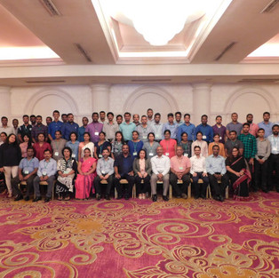 One day workshop on Lightning Protection & Earthing on Electrical Systems at Colombo
