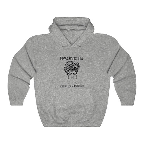 Nwanyioma Hooded Sweatshirt - Dream Junction