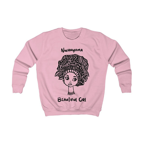 Nwanyioma Kids Sweatshirt