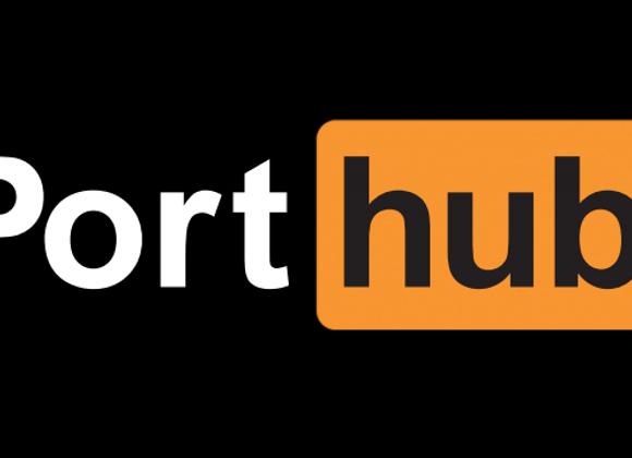 "Howlin Wolf ""Port Hub"" Tee"