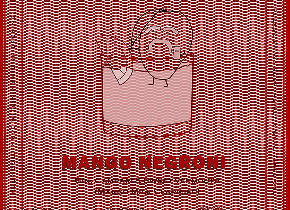 Mango Negroni