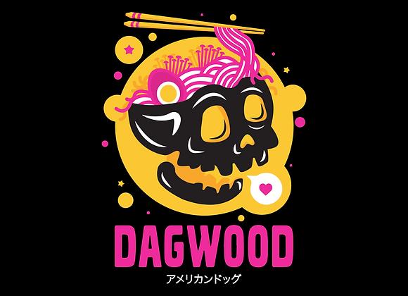 "Dagwood ""Ramen Skull"" Tee"