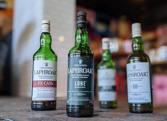 Laphroaig Tasting Pack