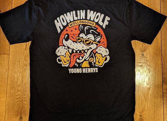 HW Tee - Greaser Wolf