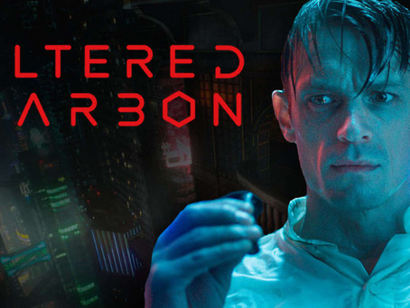 TV Review: Altered Carbon