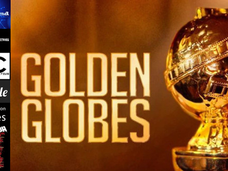 And the Golden Globe goes to.. DAVID