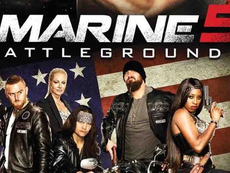 Movie Review: Marine 5: BattleGround