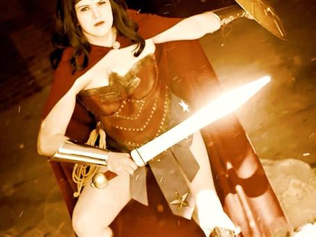 Cosplayer Spotlight: Amazon Princess Wonder Woman