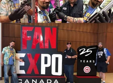 Happy 25th FanExpo!