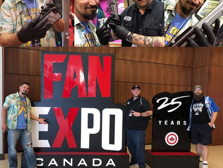 Happy 25th FanExpo!