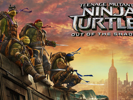 Movie Review: TMNT Out of Shadows
