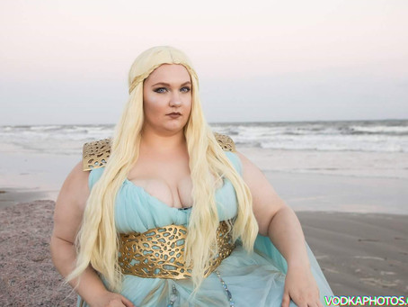 Cosplayer Spotlight: Jade Twisted Cosplay