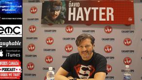 David Hayter(Solid Snake) from Metal Gear Solid