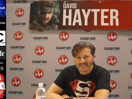 David Hayter(Solid Snake) from Metal Gear Solid