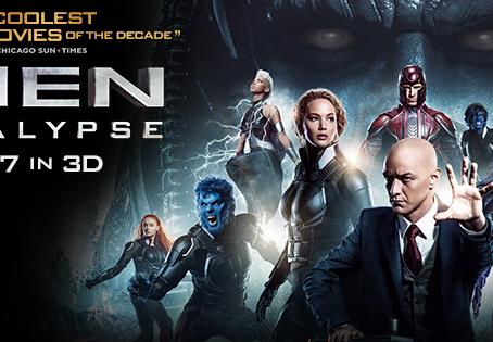 Movie Review: X-Men Apocalypse
