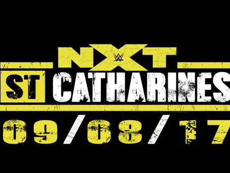 Review: NXT St. Catharines 2017