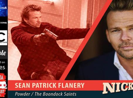 Sean Patrick Flanery from Boondock Saints