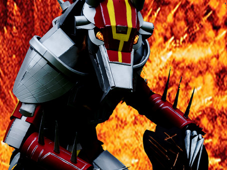 Cosplayer Spotlight: StuckShocker Cosplay