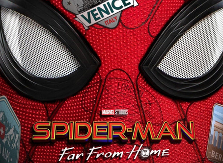 Spiderman; Far from Home