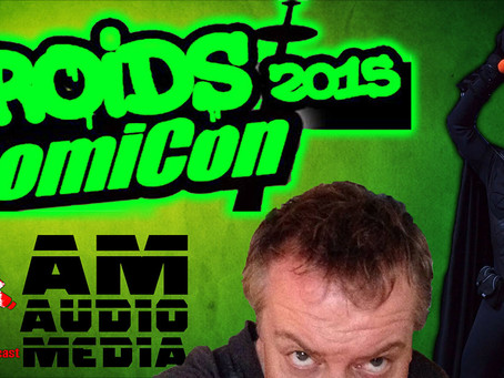 Podcast: London Batman and Doctor Chalmers from AM Audio Media