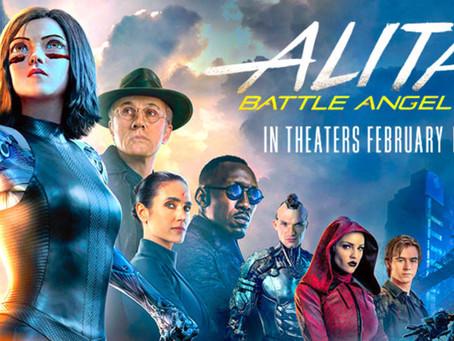Movie Review: Alita: Battle Angel