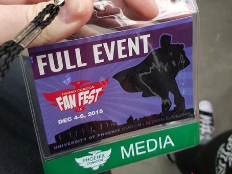 Phoenix Fan Fest '15
