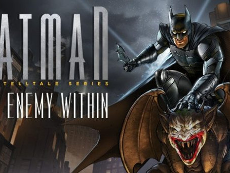 Game Review: TellTale's Batman: The Enemy Within; The Enigma