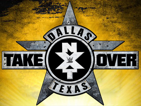 TV Review: NXT TAKEOVER Dallas 2016