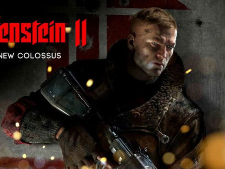 Game Review: Wolfenstein II: The New Colossus