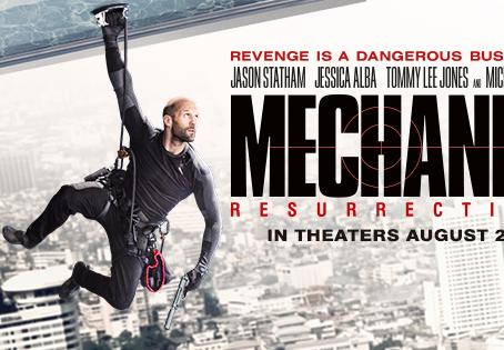Movie Review: Mechanic: Resurrection