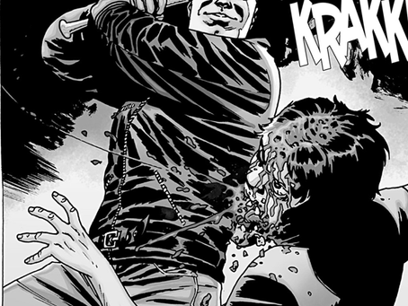 TV Review: The Walking Dead Cliffhanger