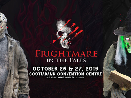 Frightmare in The Falls Media Roll