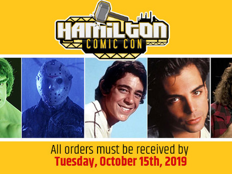 New Convention announcement!