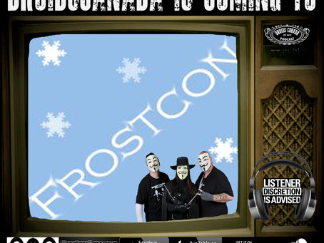 We are coming to Frost Con!