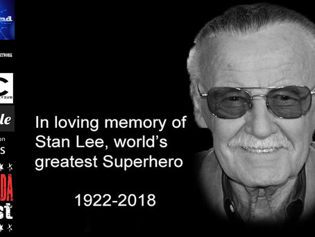 Podcast: Saying Goodbye to Stan Lee