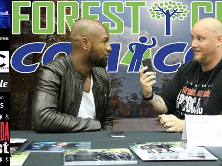 Interview: Kenric Green