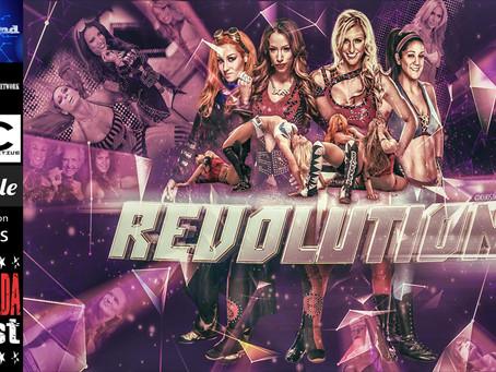 Podcast: It's a Womens Wrestling Revolution…
