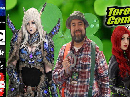 Podcast: Ellie and the Great Toronto Comic Con