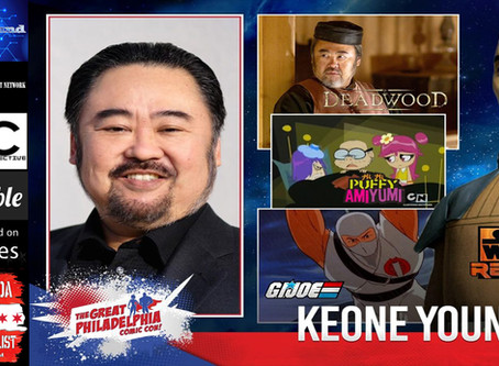 Interview with Keone Young