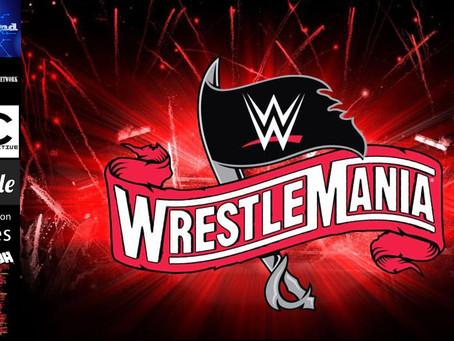 Wrestlemania 36: The Grand Covid of them all