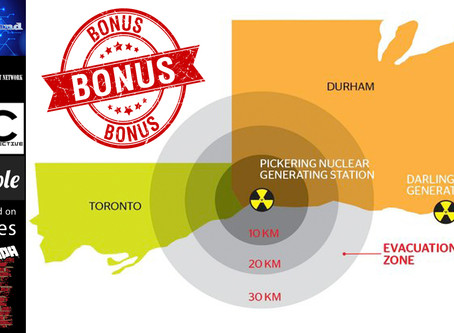 B-Show Vol 1: The Pickering Nuclear Meltdown Incident